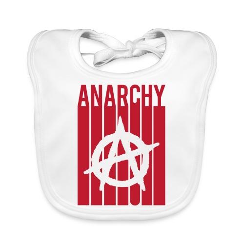 anarchy t shirt design Anarchie anarchia anarki - Bavaglino