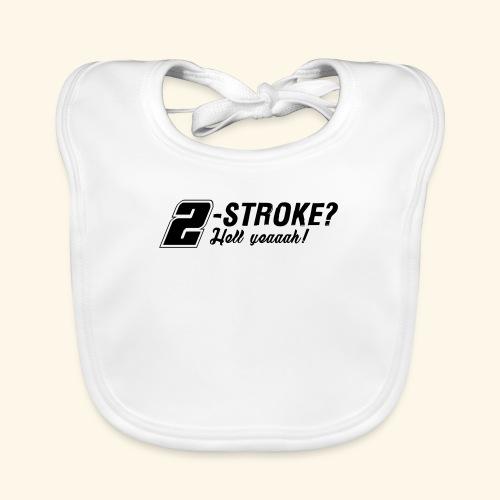 Zweitakt-Liebe 2-Takt 2-Stroke Motor - Baby Bio-Lätzchen