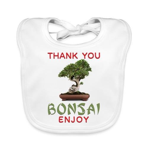 Dziękuję Ci Bonsai - Ekologiczny śliniaczek