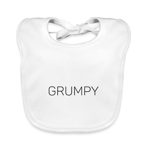 Grumpy - Babero ecológico bebé
