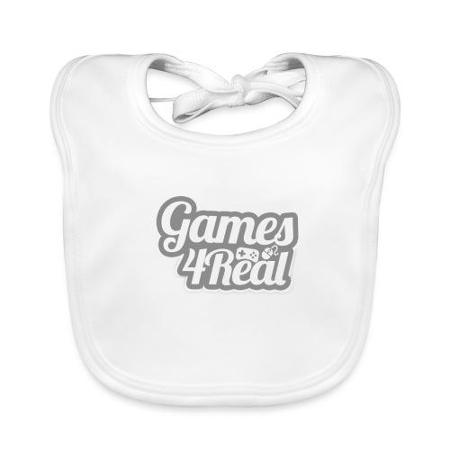 Games4Real - Bio-slabbetje voor baby's