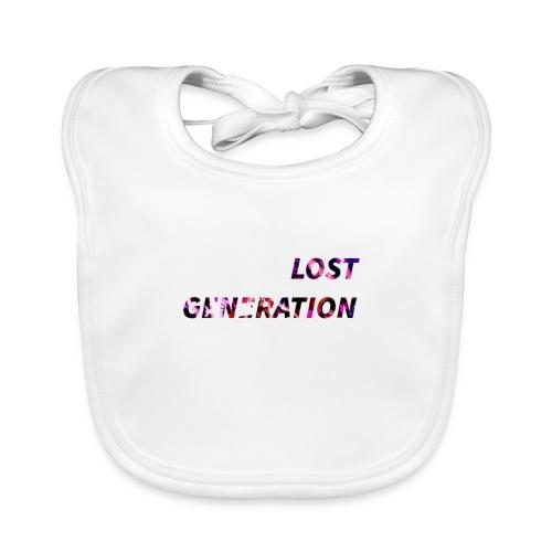 Lost Generation - Babero ecológico bebé