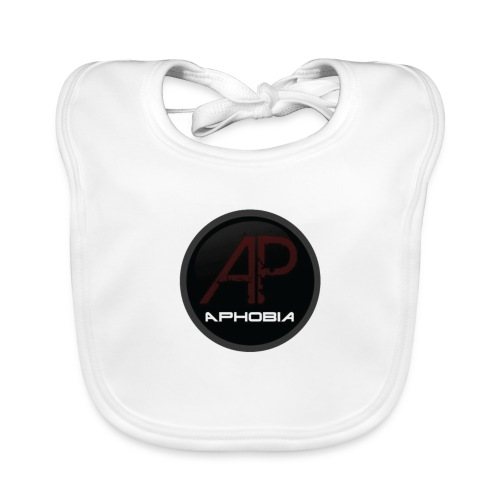 Logo Aphobia 6 - Bio-slabbetje voor baby's