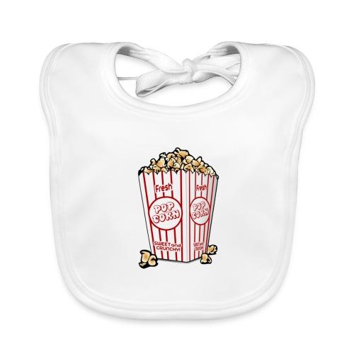 Popcorn trøje | ML Boozt | - Hagesmække af økologisk bomuld