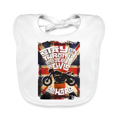 Kabes British Customs - Baby Organic Bib