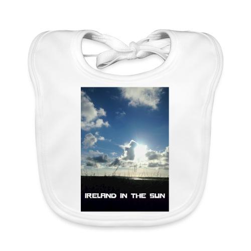 IRELAND IN THE SUN 2 - Baby Organic Bib