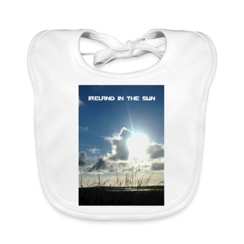 IRELAND IN THE SUN - Baby Organic Bib