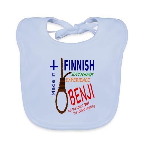 FINNISH-BENJI - Baby Organic Bib