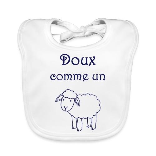doux-comme-un-agneau-2 - Bavoir bio Bébé