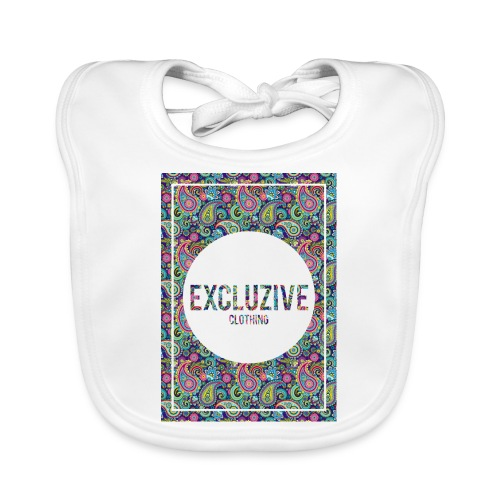 Colour_Design Excluzive - Baby Organic Bib