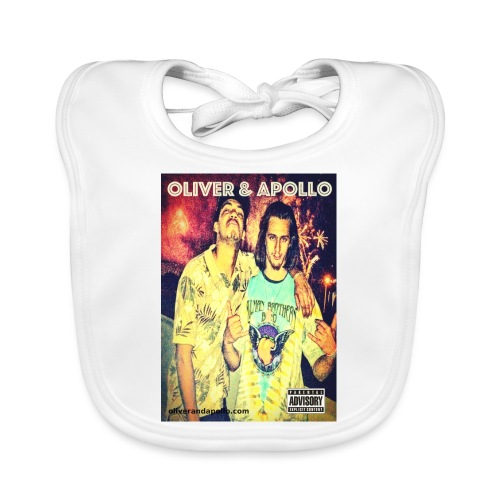 Oliver and Apollo Merchandise Round One! - Organic Baby Bibs
