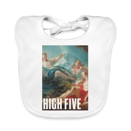 High Five - Bavoir bio Bébé
