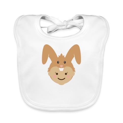 Kelly the Rabbit   Ibbleobble - Baby Organic Bib