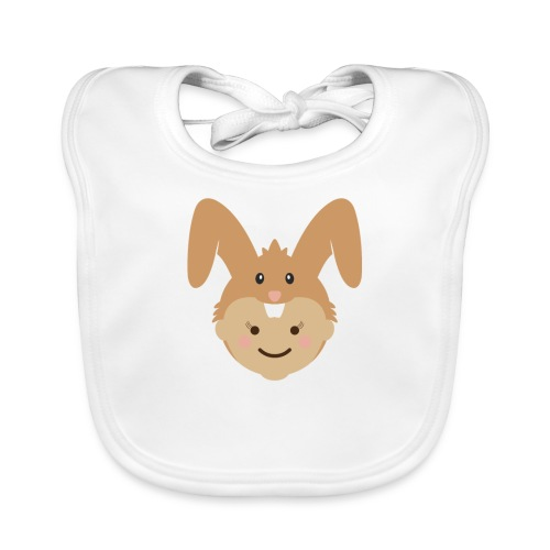 Kelly the Rabbit | Ibbleobble - Organic Baby Bibs