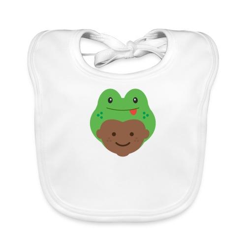 Tom the Frog | Ibbleobble - Organic Baby Bibs