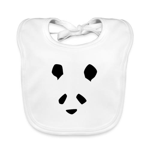 Simple Panda - Baby Organic Bib