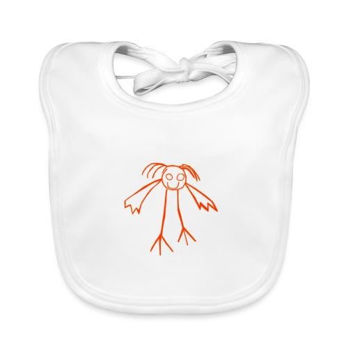 Lintu - Harvinaisen ihana - Vauvan luomuruokalappu