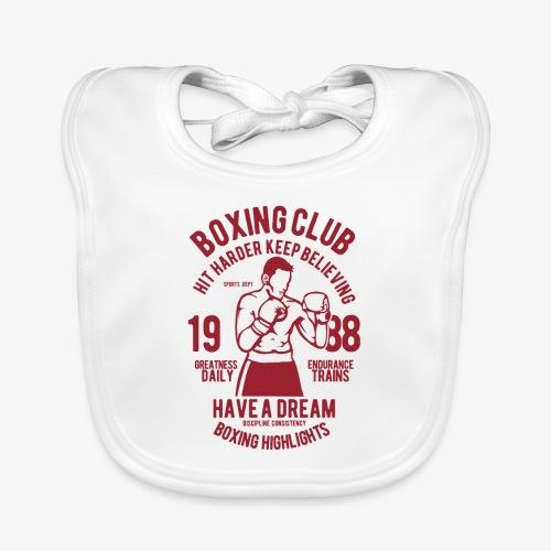 Club de boxe - Bavoir bio Bébé