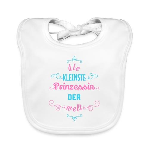 Baby Prinzessin - Baby Bio-Lätzchen