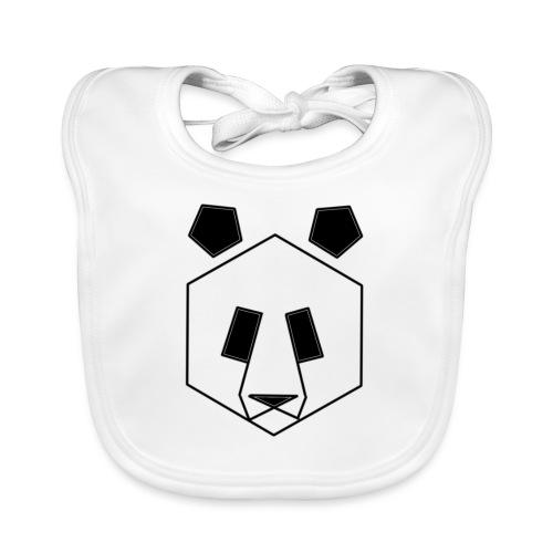 PANDA MOOD - Bavaglino ecologico per neonato