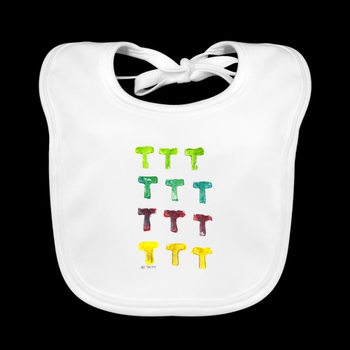 Original Color T BY TAiTO - Vauvan luomuruokalappu