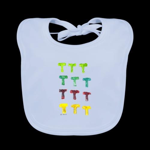 Original Color T BY TAiTO - Vauvan ruokalappu