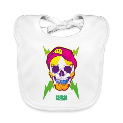 Ptb skullhead - Organic Baby Bibs