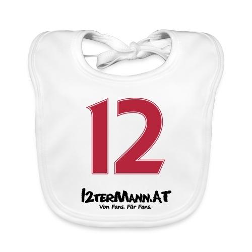 12termann mitfans - Baby Bio-Lätzchen