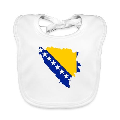 Bosnia and Hercegovina - Baby økologisk hagesmæk