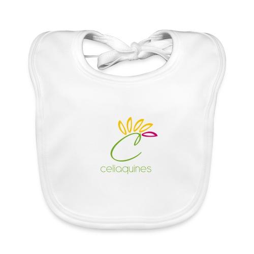 logo letrasverdes png - Babero de algodón orgánico para bebés