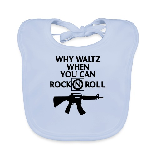 lost boys why waltz - Organic Baby Bibs