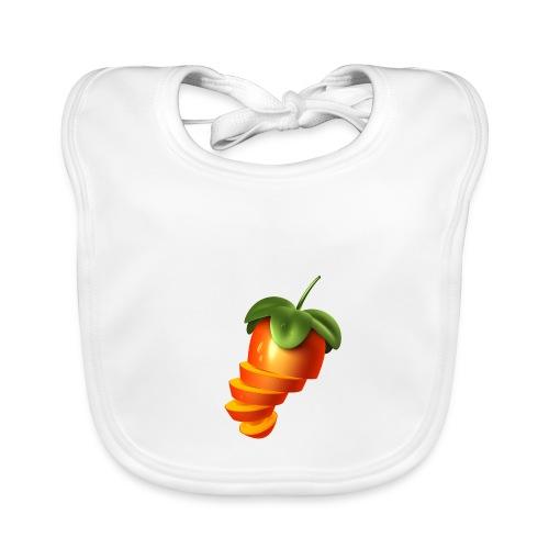 Sliced Sweaty Fruit - Organic Baby Bibs