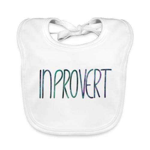 Introvert 3 - inprovert - Baby Bio-Lätzchen