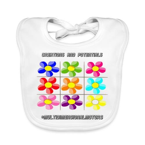 logo of my #MultiDimensionalMotors blog - Bavaglino ecologico per neonato