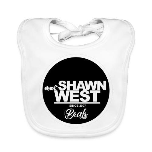 SHAWN WEST BUTTON - Baby Bio-Lätzchen