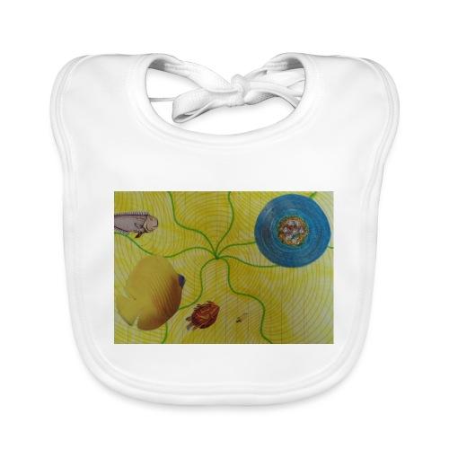 Pattern Contest #04 - Bavaglino ecologico per neonato