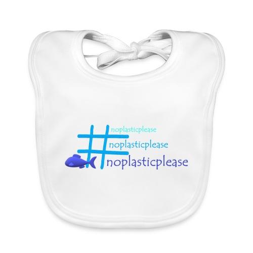#noplasticplease - Bio-slabbetje voor baby's