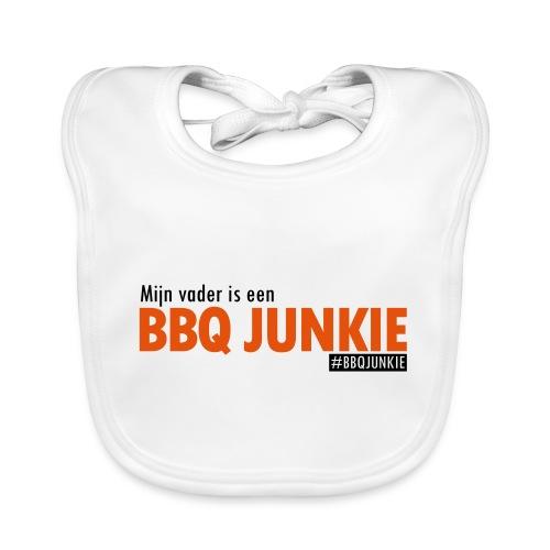 Mijn vader is een BBQ Junkie - Bio-slabbetje voor baby's