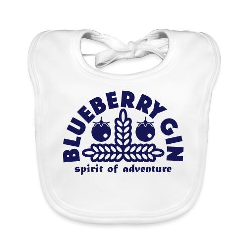 Blueberry Gin - Baby Organic Bib