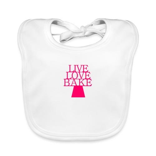 LiveLoveBake2 - Hagesmække af økologisk bomuld