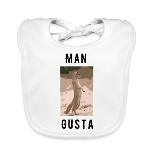Man-Gusta - Baby Organic Bib