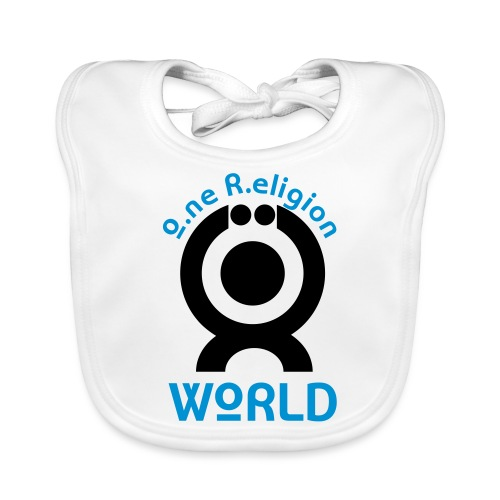 O.ne R.eligion World - Bavoir bio Bébé