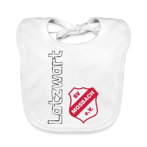 SV Mosbach Latzwart - Baby Bio-Lätzchen
