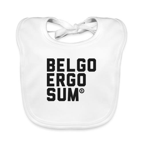 Belgo Ergo Sum - Baby Organic Bib