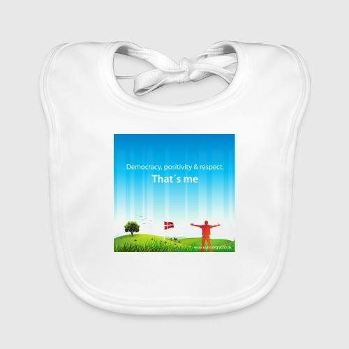 Rolling hills tshirt - Hagesmække af økologisk bomuld