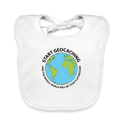 Start Geocaching - Vauvan ruokalappu