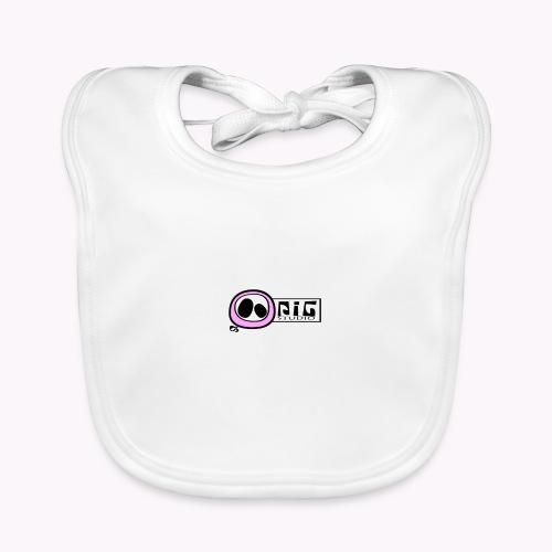 logo_PIGstudio-png - Bavaglino ecologico per neonato