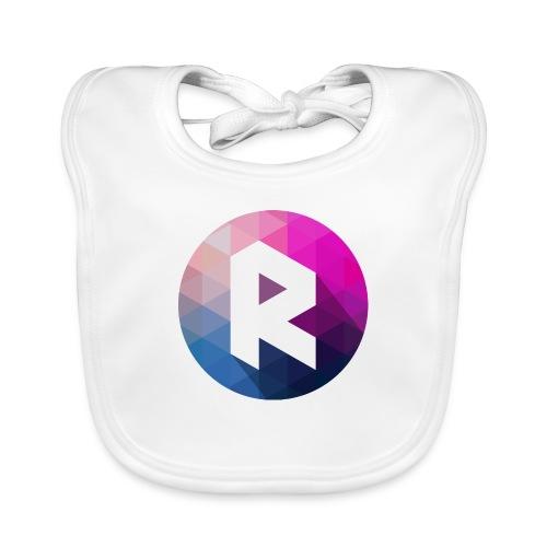 radiant logo - Baby Organic Bib