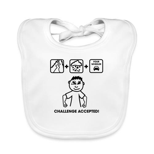 Drifter Challenge - Baby Bio-Lätzchen