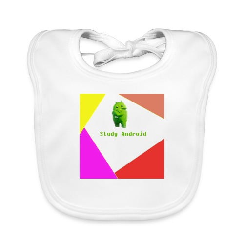 Study Android - Babero ecológico bebé